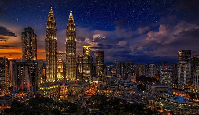 Hlavné atrakcie v Kuala Lumpur