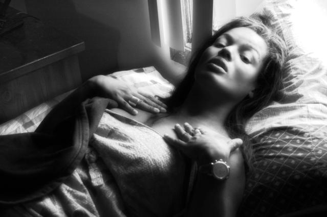 žena po ránu