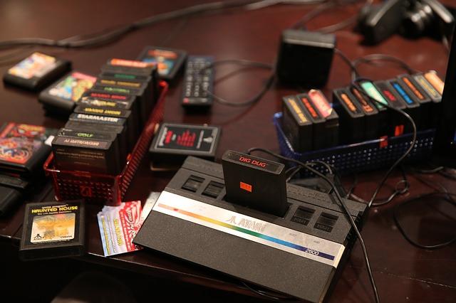 Atari 2600, kazety.jpg